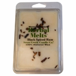 NEW! - Black Spiced Rum 4.75oz Swan Creek Candle Drizzle Melts | 4.75oz Drizzle Melts