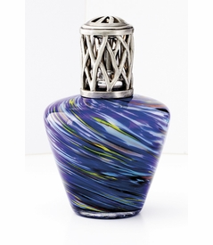 CLOSEOUT - Blue Tornado Fragrance Lamp by La Tee Da
