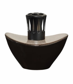 CLOSEOUT - Boat Black Fragrance Lamp by Lampe Berger