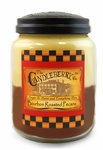 Bourbon Roasted Pecans 26oz Large Jar Candleberry Candle | Large Jar Candles by Candleberry