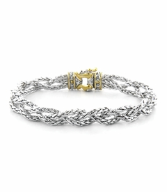 NEW! - Braided Anvil Bracelet - John Medeiros