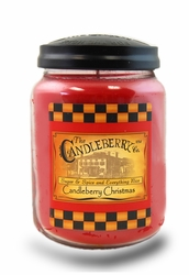 *Candleberry Christmas 26 oz. Large Jar Candleberry Candle | New Releases by Candleberry