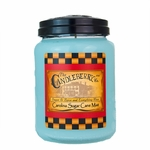 NEW! - Carolina Sugar Cane 26oz Large Jar Candleberry Candle | Large Jar Candles by Candleberry