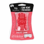 NEW! - Cherry Bark WoodWick Car Vent Freshener | Car Vent Fresheners - Woodwick Fall & Winter 2015