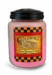 Cherry Blossom Festival 26oz Large Jar Candleberry Candle | Large Jar Candles by Candleberry