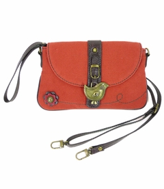 NEW! - ChiChik Bird Chala Mini XBody Bag (Rust)
