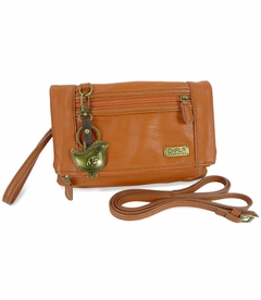 ChiChik Bird Chala Wallet XBody Bag - Orange