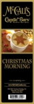 NEW! - Christmas Morning McCall's Candle Bar | New Releases by McCall's