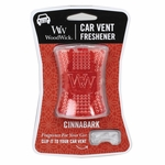 NEW! - Cinnabark WoodWick Car Vent Freshener | Car Vent Fresheners - Woodwick Fall & Winter 2015