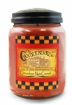 Cinnaclove Nut Crunch 26oz Large Jar Candleberry Candle | Large Jar Candles by Candleberry