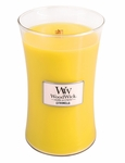 NEW! - Citronella WoodWick Candle 22 oz. | New Spring & Summer WoodWick Scents