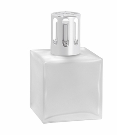 Cube Frosted Fragrance Lamp by Lampe Berger