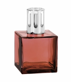 Cube Paprika Fragrance Lamp by Lampe Berger