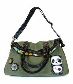 CLOSEOUT - DaDa Panda Crossbody Bag