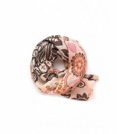 NEW! - Damask Lace Heritage Scarf by Spartina 449