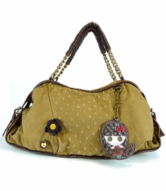 CLOSEOUT - Smiley Girl Dottie Handbag
