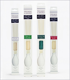 NEW! - Dri-Tec Reeds by Village Candles