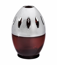 Egg Bordeaux Fragrance Lamp by Lampe Berger