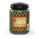 NEW! - Eucalyptus Essential Oil 26 oz. Large Jar Candleberry Candle | New Releases by Candleberry