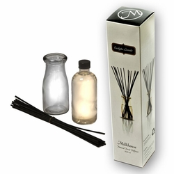 Eucalyptus Lavender Reed Diffuser by Milkhouse Candle Creamery | Reed Diffusers by Milkhouse Candle Creamery