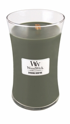 Evening Bonfire WoodWick Candle 22 oz. | Woodwick Candles 22 oz.