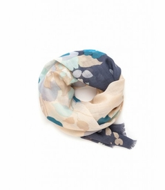 NEW! - Falling Blooms Heritage Scarf by Spartina 449