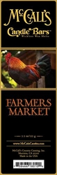 Farmer's Market McCall's Candle Bar | Candle Bars by McCall's