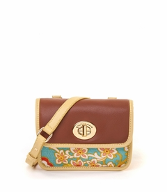 Fiddler's Cove Color Block Mini Crossbody - Spartina 449 (Special Order)