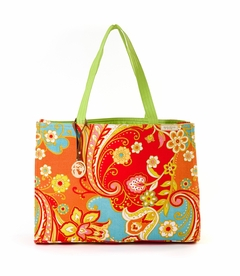 Fiddler's Cove Market Tote - Spartina 449
