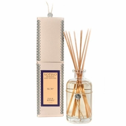 Fleur Royale Aromatic Reed Diffuser Votivo Candle | Aromatic Collection Reed Diffuser Votivo Candle
