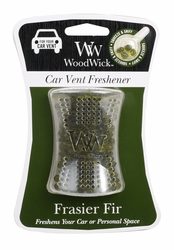 Frasier Fir WoodWick Car Vent Freshener | WoodWick Car Vent Fresheners