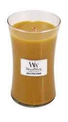 Gold Spun Sugar WoodWick Candle 22 oz. | Woodwick Candles 22 oz.