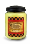 Honeysuckle 26oz Large Jar Candleberry Candle | Large Jar Candles by Candleberry