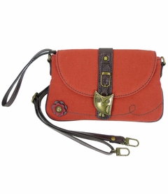 Hoohoo Owl Chala Mini XBody Bag - Rust