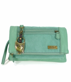 NEW! - Hoohoo Owl Chala Wallet XBody Bag (Teal)