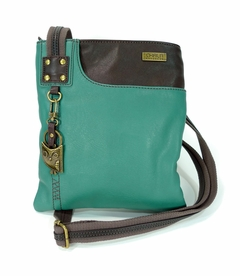 Hoohoo Owl Chala XBody Swing Bag (Teal)