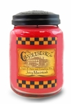 Juicy Macintosh 26oz Large Jar Candleberry Candle | Large Jar Candles by Candleberry
