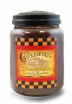 Kentucky Bourbon 26oz Large Jar Candleberry Candle | Large Jar Candles by Candleberry