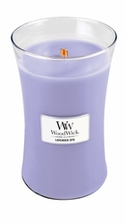 Lavender Spa WoodWick Candle 22 oz. | WoodWick Fragrance Of The Month