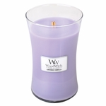 NEW! - Lavender Vanilla WoodWick Candle 22 oz. | Jar Candles - Woodwick Fall & Winter 2015