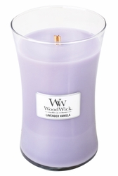 Lavender Vanilla WoodWick Candle 22 oz. | Jar Candles - Woodwick Fall & Winter 2015