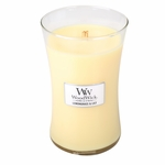 NEW! - Lemongrass & Lily WoodWick Candle 22 oz. | Jar Candles - Woodwick Fall & Winter 2015