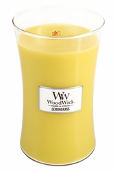 Lemongrass WoodWick Candle 22 oz. | Woodwick Candles 22 oz.