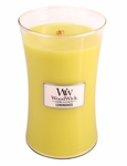 NEW! - ~Lemongrass WoodWick Candle 22 oz. | Woodwick Candles 22 oz.