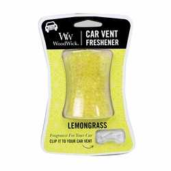 Lemongrass WoodWick Car Vent Freshener | Car Vent Fresheners - Woodwick Fall & Winter 2015