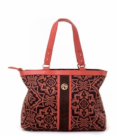CLOSEOUT - Maggioni Carry-All Tote - Spartina 449