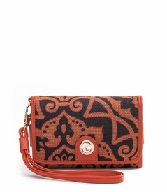 CLEARANCE - Maggioni Cell Phone Wristlet - Spartina 449