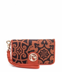 CLOSEOUT - Maggioni Folio Phone Wallet - Spartina 449