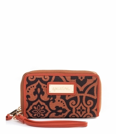 CLOSEOUT - Maggioni Zip Phone Wallet - Spartina 449