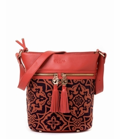 CLOSEOUT - Maggioni Zipper Shoulder - Spartina 449